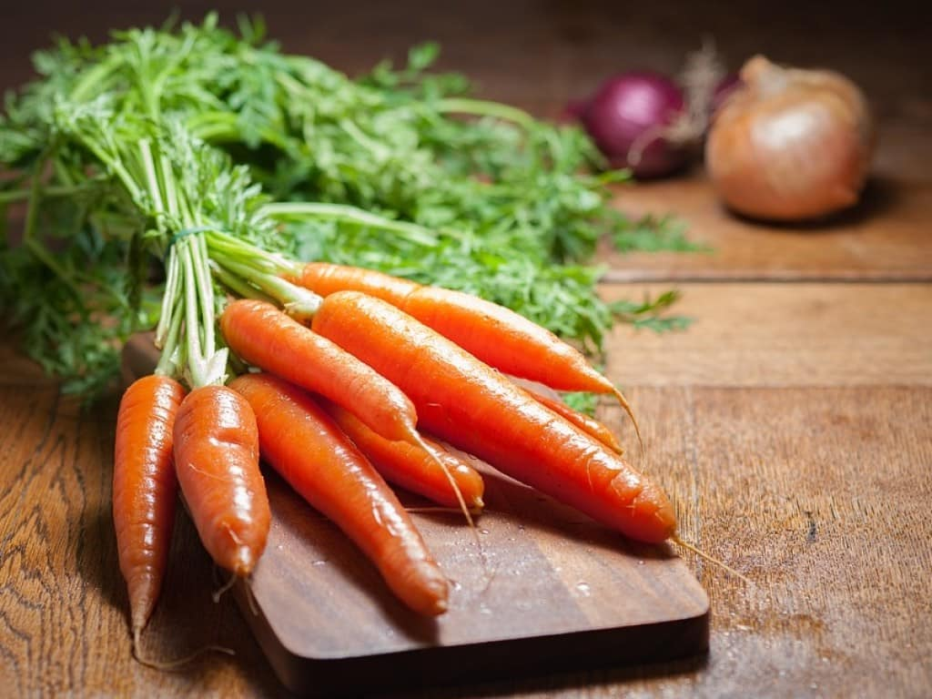 как заготовить морковку