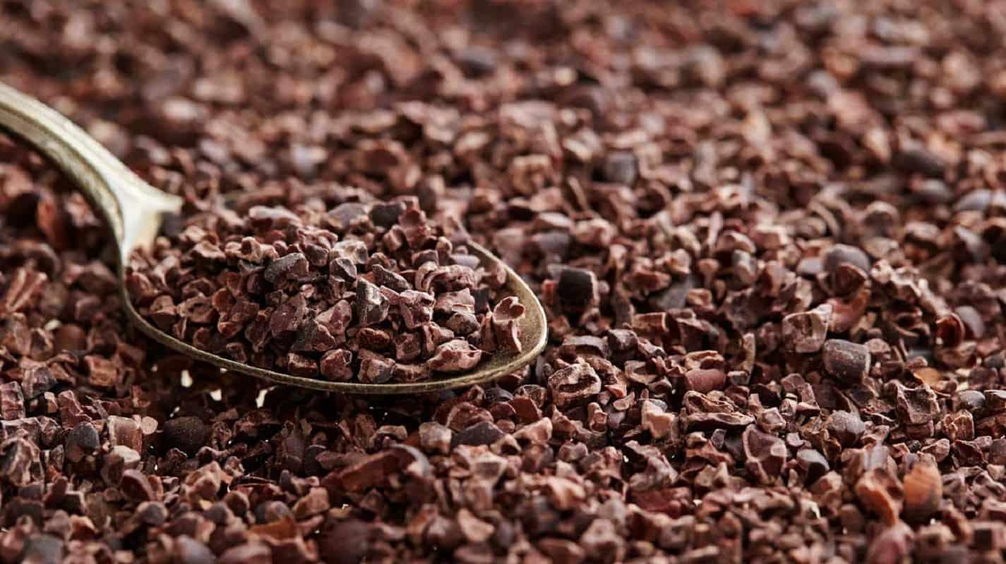 Сколько какао в столовой ложке