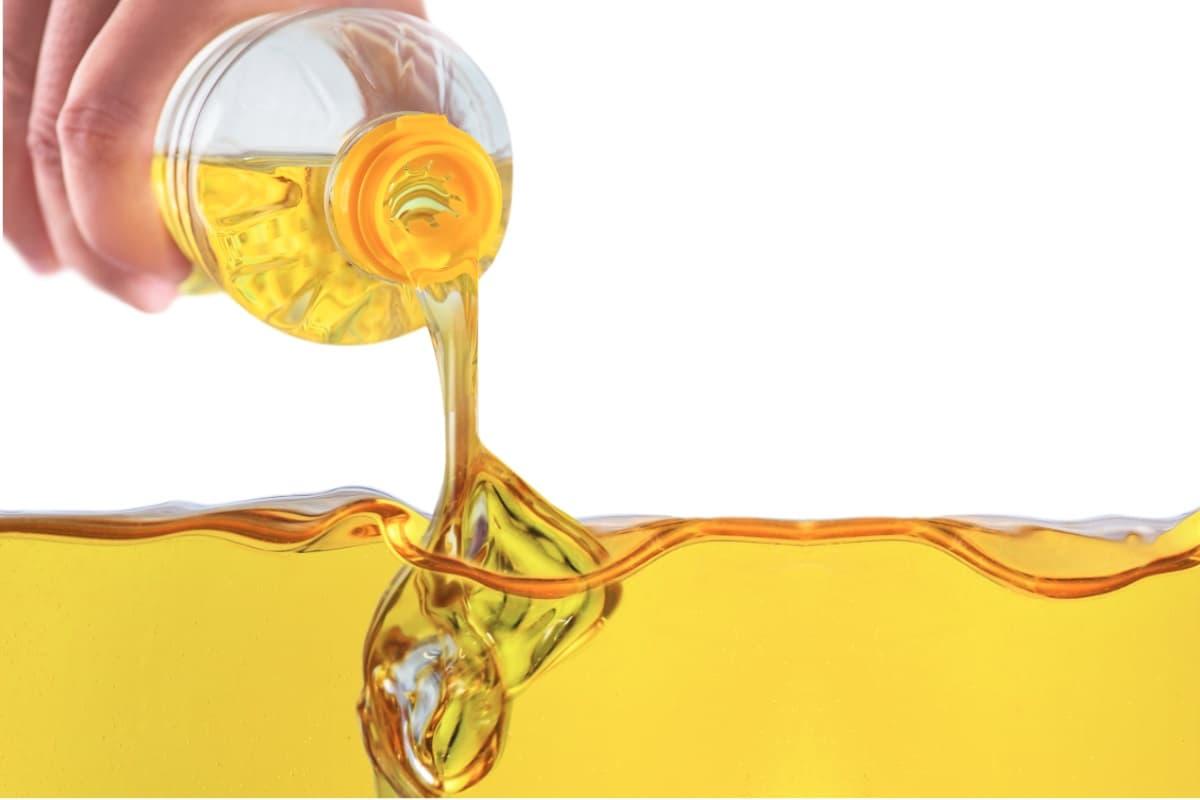 Сколько растительного масла в ложке